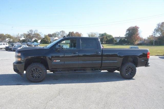 2018 Silverado 2500 Crew Cab 4x4 Pickup #C80289 - photo 3