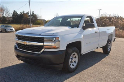 2018 Silverado 1500 Regular Cab, Pickup #C80328 - photo 1