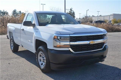 2018 Silverado 1500 Regular Cab, Pickup #C80328 - photo 8