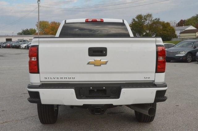 2018 Silverado 2500 Crew Cab 4x4 Pickup #C80402 - photo 4
