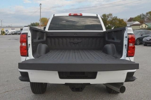 2018 Silverado 2500 Crew Cab 4x4 Pickup #C80402 - photo 5