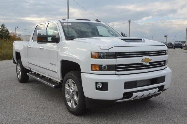 2018 Silverado 2500 Crew Cab 4x4 Pickup #C80402 - photo 8