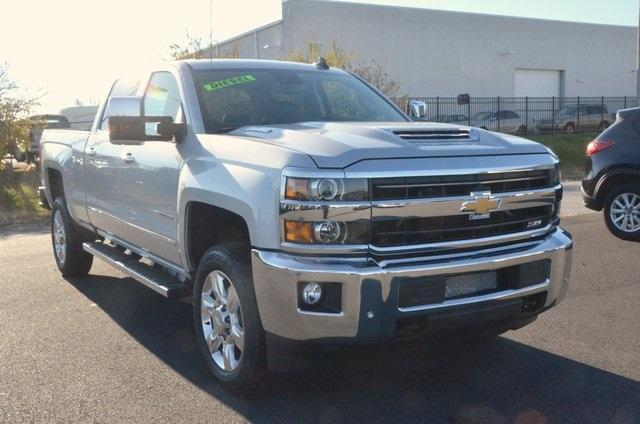 2018 Silverado 2500 Crew Cab 4x4 Pickup #C80404 - photo 8