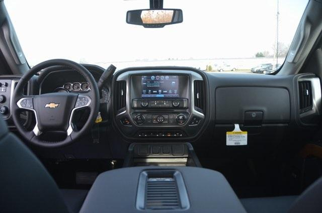 2018 Silverado 2500 Crew Cab 4x4 Pickup #C80458 - photo 10