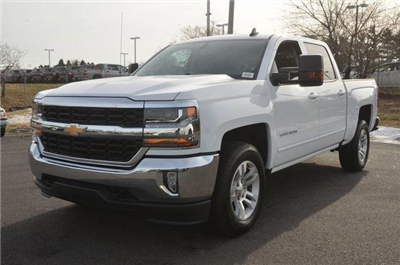 2018 Silverado 1500 Crew Cab 4x4, Pickup #C80480 - photo 1