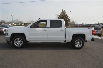 2018 Silverado 1500 Crew Cab 4x4, Pickup #C80480 - photo 3