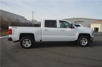 2018 Silverado 1500 Crew Cab 4x4, Pickup #C80480 - photo 7