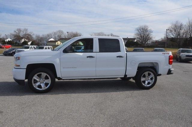 2018 Silverado 1500 Crew Cab 4x4, Pickup #C80481 - photo 3