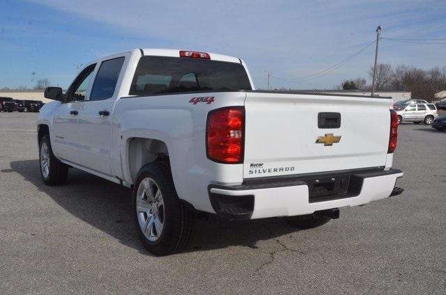 2018 Silverado 1500 Crew Cab 4x4, Pickup #C80481 - photo 2