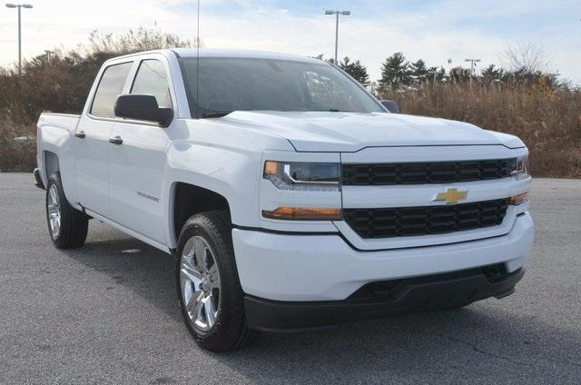 2018 Silverado 1500 Crew Cab 4x4, Pickup #C80481 - photo 8