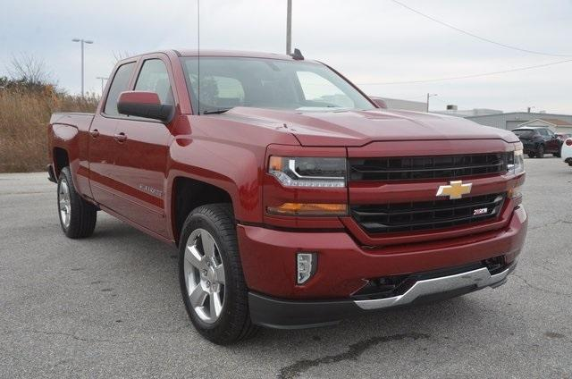 2018 Silverado 1500 Extended Cab 4x4 Pickup #C80527 - photo 8