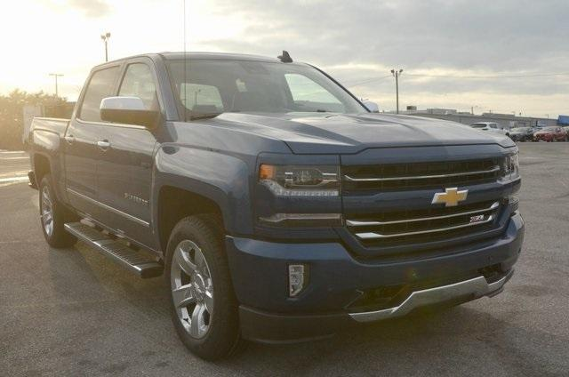 2018 Silverado 1500 Crew Cab 4x4 Pickup #C80568 - photo 8
