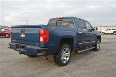 2018 Silverado 1500 Crew Cab 4x4 Pickup #C80568 - photo 6