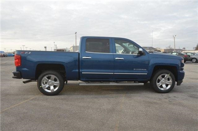 2018 Silverado 1500 Crew Cab 4x4 Pickup #C80568 - photo 7