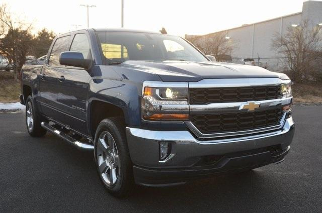 2018 Silverado 1500 Crew Cab 4x4, Pickup #C80594 - photo 8