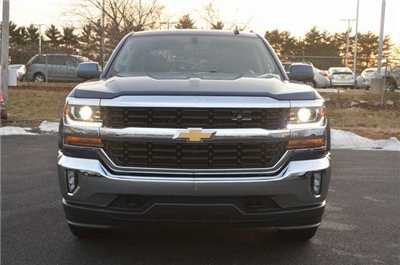 2018 Silverado 1500 Crew Cab 4x4, Pickup #C80594 - photo 9