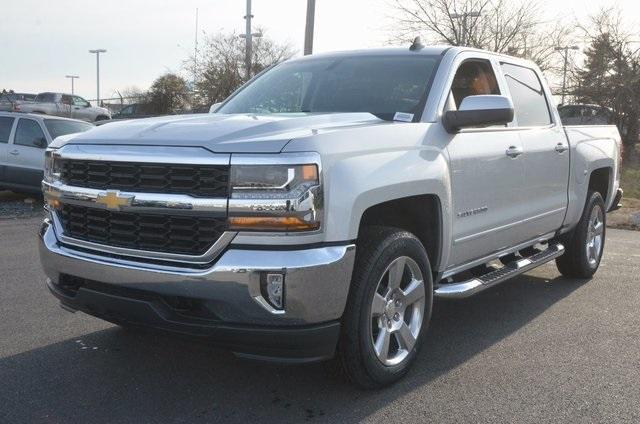 2018 Silverado 1500 Crew Cab 4x4, Pickup #C80608 - photo 1