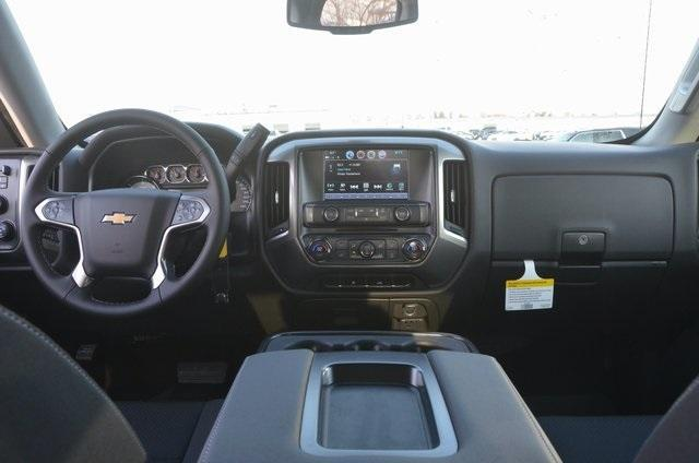 2018 Silverado 1500 Crew Cab 4x4, Pickup #C80608 - photo 10