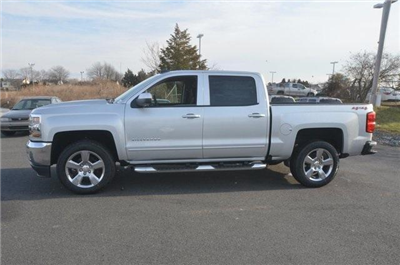 2018 Silverado 1500 Crew Cab 4x4, Pickup #C80608 - photo 3