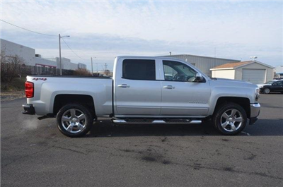2018 Silverado 1500 Crew Cab 4x4, Pickup #C80608 - photo 7