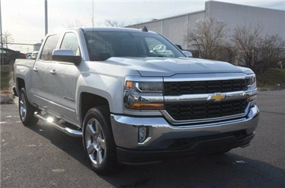 2018 Silverado 1500 Crew Cab 4x4, Pickup #C80608 - photo 8