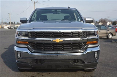2018 Silverado 1500 Crew Cab 4x4, Pickup #C80608 - photo 9