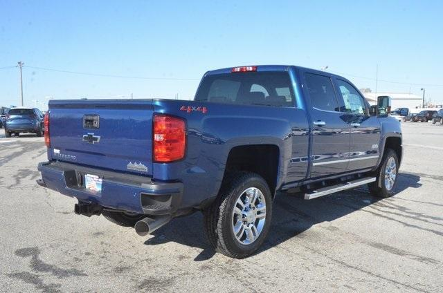 2018 Silverado 2500 Crew Cab 4x4, Pickup #C80641 - photo 6