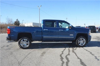 2018 Silverado 2500 Crew Cab 4x4, Pickup #C80641 - photo 7