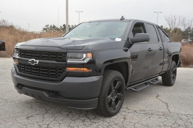 2018 Silverado 1500 Double Cab 4x4, Pickup #C80749 - photo 1