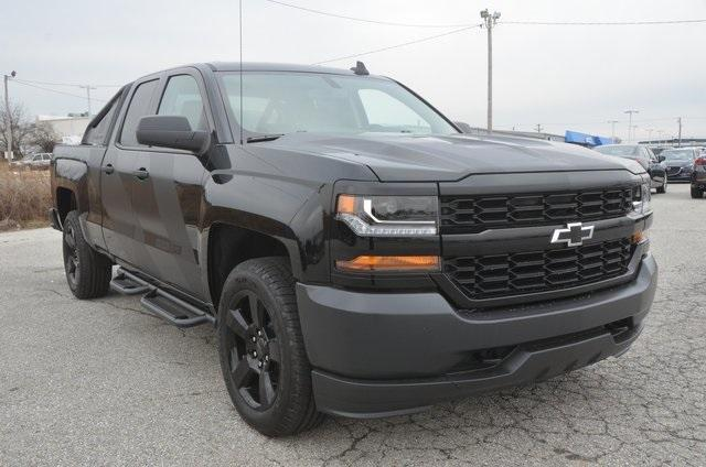 2018 Silverado 1500 Double Cab 4x4, Pickup #C80749 - photo 8