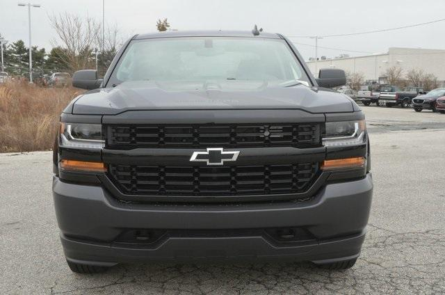2018 Silverado 1500 Double Cab 4x4, Pickup #C80749 - photo 9