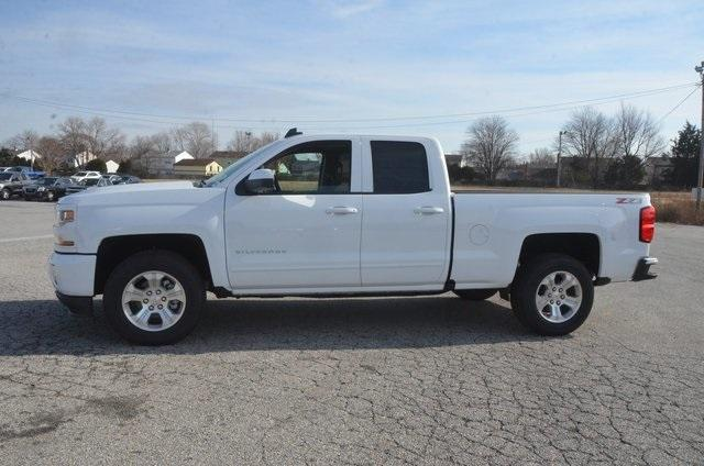 2018 Silverado 1500 Double Cab 4x4, Pickup #C80750 - photo 3