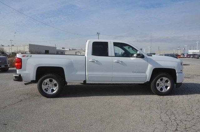 2018 Silverado 1500 Double Cab 4x4, Pickup #C80750 - photo 7