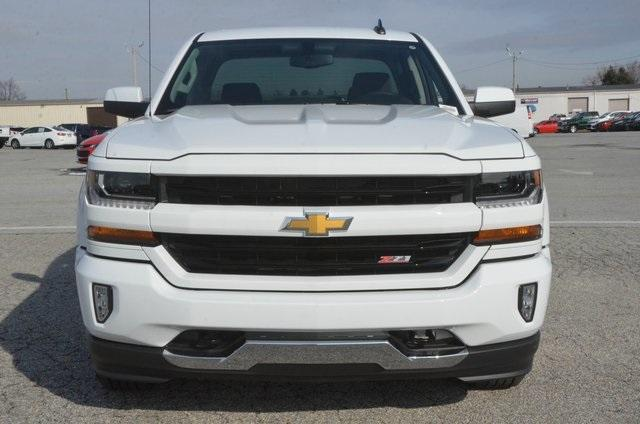 2018 Silverado 1500 Double Cab 4x4, Pickup #C80750 - photo 9
