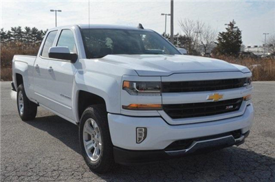 2018 Silverado 1500 Double Cab 4x4, Pickup #C80750 - photo 8