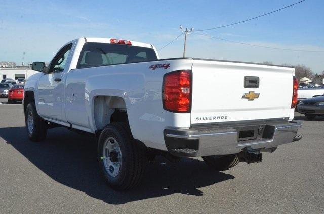 2018 Silverado 2500 Regular Cab 4x4, Pickup #C80834 - photo 2
