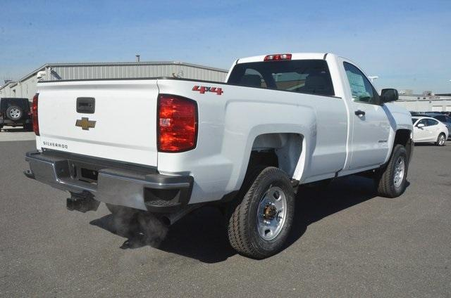 2018 Silverado 2500 Regular Cab 4x4, Pickup #C80834 - photo 6