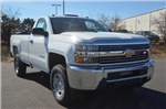 2018 Silverado 2500 Regular Cab 4x4, Pickup #C80834 - photo 8