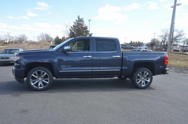 2018 Silverado 1500 Crew Cab 4x4, Pickup #C80976 - photo 3