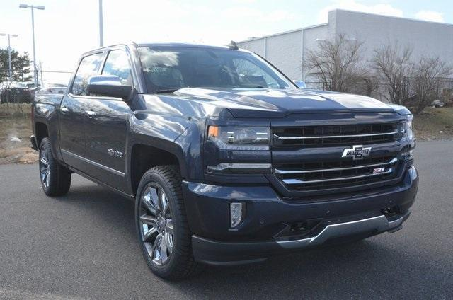 2018 Silverado 1500 Crew Cab 4x4, Pickup #C80976 - photo 8