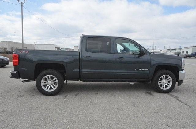 2018 Silverado 1500 Crew Cab 4x4, Pickup #C80999 - photo 7