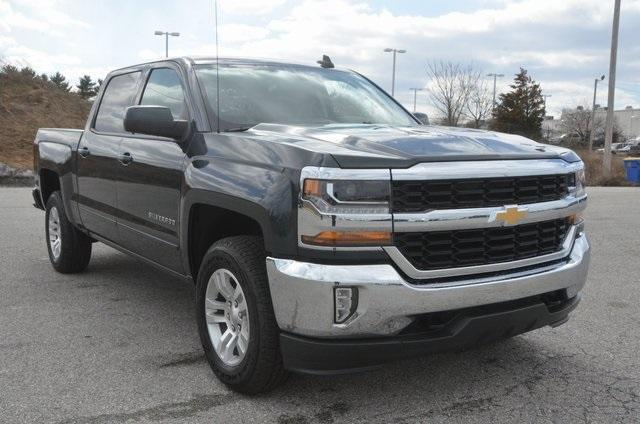 2018 Silverado 1500 Crew Cab 4x4,  Pickup #C80999 - photo 8