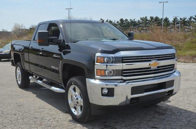 2018 Silverado 2500 Double Cab 4x4,  Pickup #C81016 - photo 8