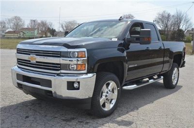 2018 Silverado 2500 Double Cab 4x4,  Pickup #C81016 - photo 1