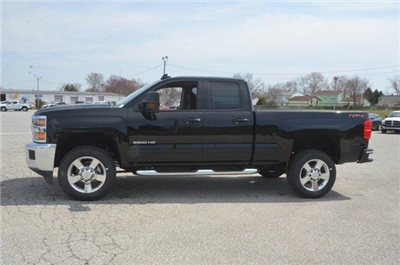 2018 Silverado 2500 Double Cab 4x4,  Pickup #C81016 - photo 3