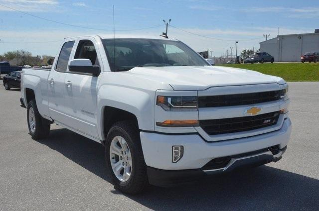 2018 Silverado 1500 Double Cab 4x4,  Pickup #C81146 - photo 8