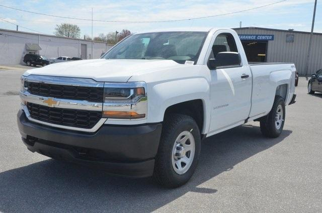 2018 Silverado 1500 Regular Cab 4x4,  Pickup #C81245 - photo 1