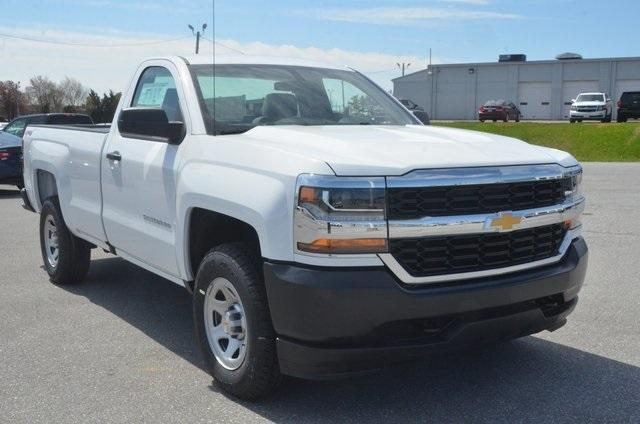 2018 Silverado 1500 Regular Cab 4x4,  Pickup #C81245 - photo 7