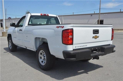 2018 Silverado 1500 Regular Cab 4x4,  Pickup #C81245 - photo 2