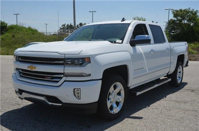 2018 Silverado 1500 Crew Cab 4x4,  Pickup #C81318 - photo 1